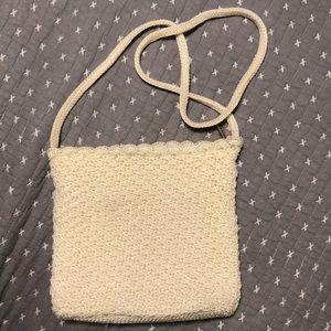 The Sak white purse